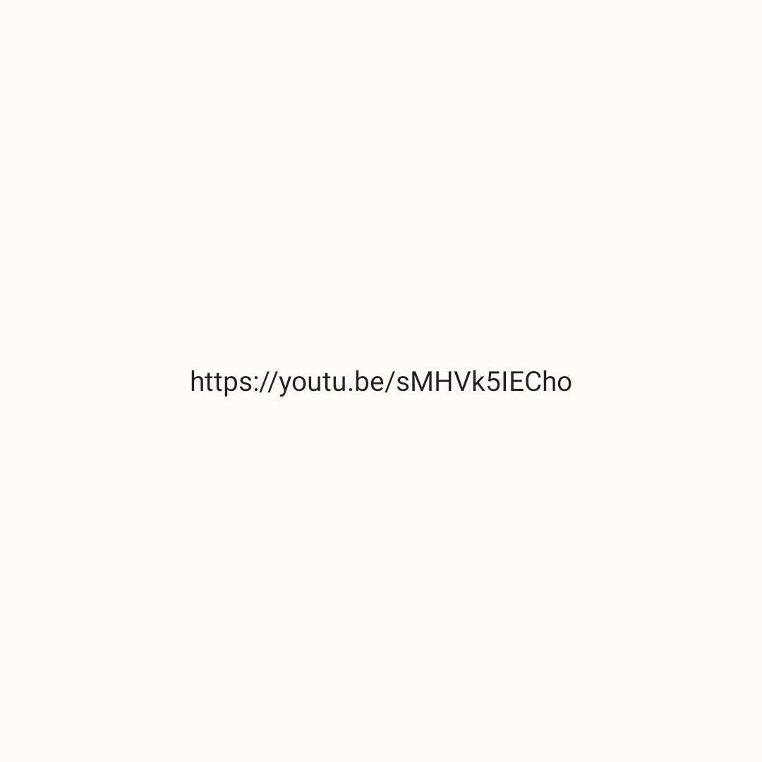 🎥 Online तैयारी वीडियो - https : / / youtu . be / SMHVK5IECho - ShareChat