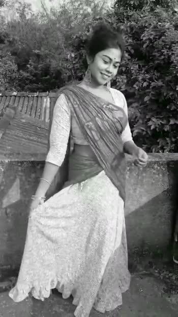ব্ল্যাক এন্ড হোওয়াইট চ্যালেঞ্জ 👍 - ShareChat