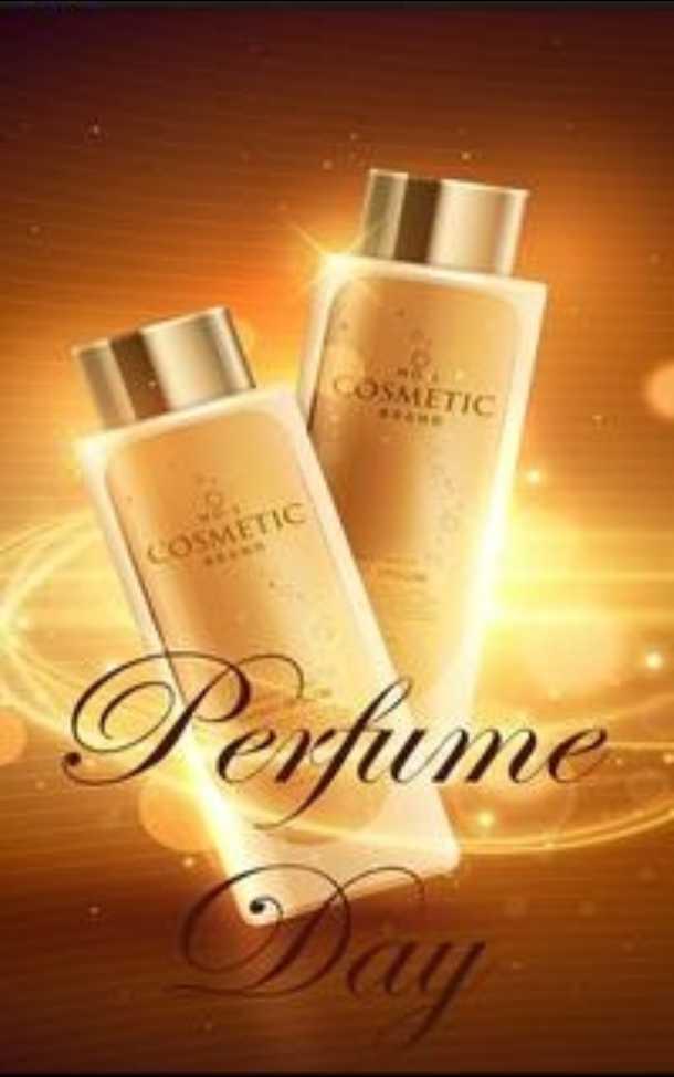😊 17 Feb - Perfume Day - COSMETIC TIC Perfume - ShareChat