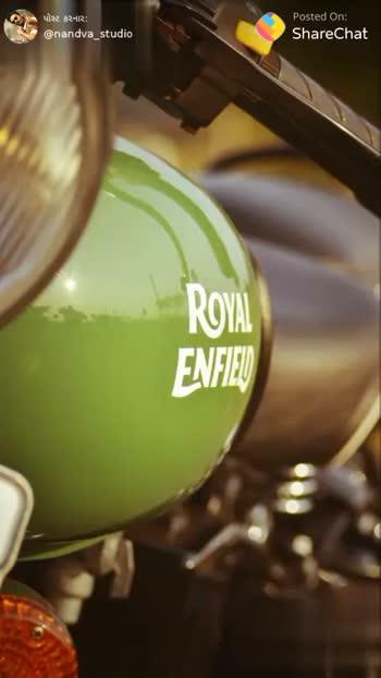 #royal attitude 😎 - ShareChat