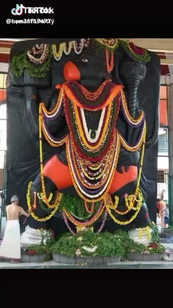 ಜೈ  ಹನುಮಾನ - chikook @ upenaSpaghetký Anamika ಶುಭೋದಯ ಗೆರೆ @ theata shishetty - ShareChat