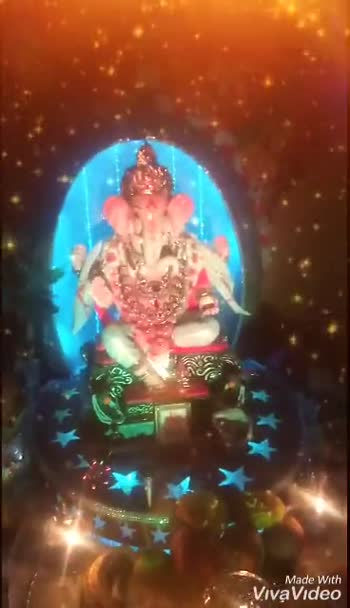 🙏 जय गणेश देवा व्हिडीओ - ShareChat