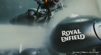 royal enfield - ROYAL ENFIELD YOUTUBE / FAMOUS _ COLLECTIONS YOUTUBE / FAMOUS _ COLLECTIONS - ShareChat