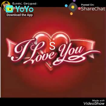 🎼 My tik tok video - போஸ்ட் செய்தவர் : o @ Yo - Yo Posted On : Sharechat Download the App Made with VideoShow போஸ்ட் செய்தவர் : Posted On : Sharechat Download the App you Made with VideoShow - ShareChat