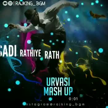 nice lyrics nd music... - O RAJKING _ BGM RING VAAZHKKAYIL URVASI MASH UP 0 : 11 obram @ ralking _ bgm QORAJKING _ BGM OU COME AROUND HERE MAKE EM ALL URVASI • MASH UP 0 : 29 Instagrameralking _ bgm - ShareChat