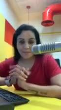 😎మిర్చి అర్ జె భార్గవి - ShareChat
