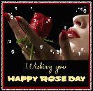 💌  प्यार की शायरी - Wishing you HAPPY ROSE DAY - ShareChat