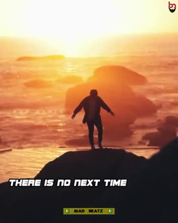 💕 காதல் ஸ்டேட்டஸ் - bo ΠO TIME OUT MAD BEATZ MADE A TZ LIFE DOESN ' T STOP FOR ANYBODY U MAD BEATZ - ShareChat
