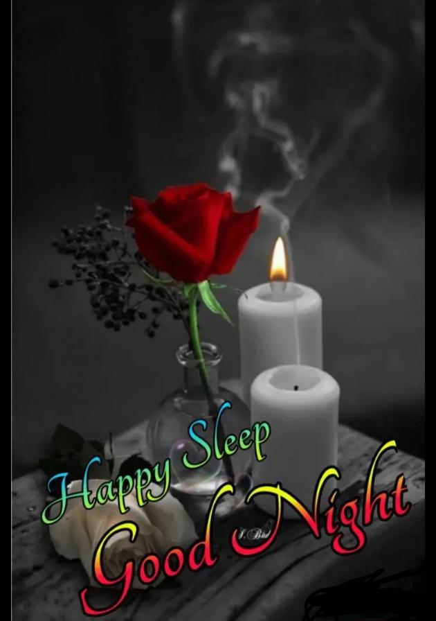 🌙 गुड नाईट - Sleep m Happy Good Night - ShareChat