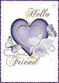 hello friends - Hello Christysuo ( Ofriend SITY - ShareChat