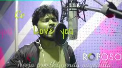 love feeling song - Sayode sukha thank POSO ROPOSO nok AQ - ShareChat
