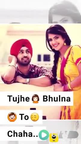 🎼गाने - Oplucia - Download App AbhiNughty Boy Tujhe Bhulna To Chondo - ShareChat