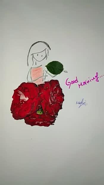👋విషెస్ స్టేటస్ - Good morning Good corning - ShareChat