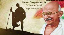 गांधी जयंती बॅनर - ShareChat