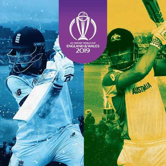 🏆 2019 WC கிரிக்கெட் - ST ICC CRICKET WORLD CUP ENGLAND & WALES 2019 AUSTALIA - ShareChat