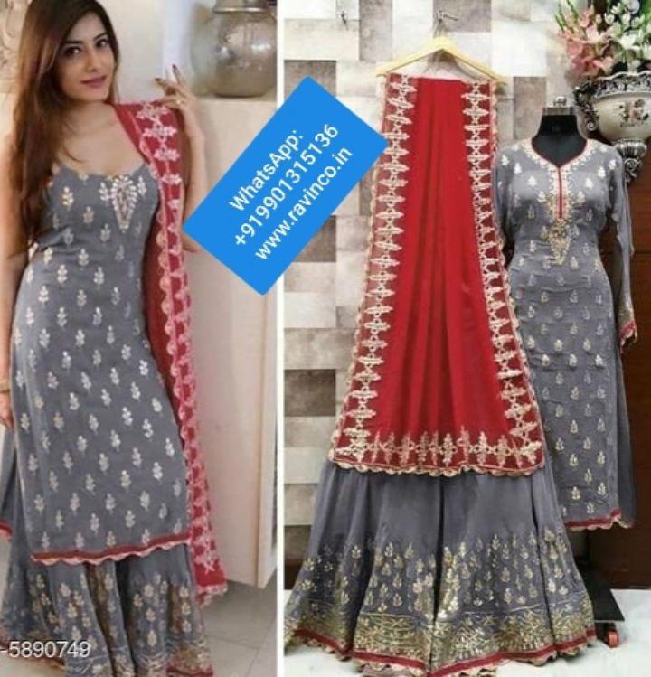 dress material - - 5890749 WhatsApp : + 919901315136 www . ravinco . in - ShareChat