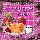✨रविवार - ER NU good morning my sweet FRIENDS - ro Blingee - ShareChat