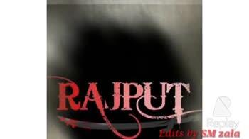 ajay ajay - QUNITED NA I _ RAJPUTA Replay Edits by SM zala Suraj zala ZALA - Replay Edits by SM zala - ShareChat