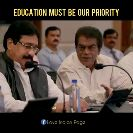 जेनेलिया डीसूजा😘 - EDUCATION MUST BE OUR PRIORITY f Love Indian Page EDUCATION MUST BE OUR PRIORITY f Love Indian Page - ShareChat