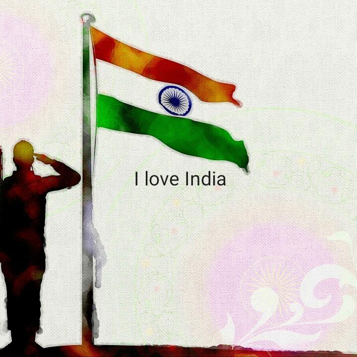 m - I love India - ShareChat