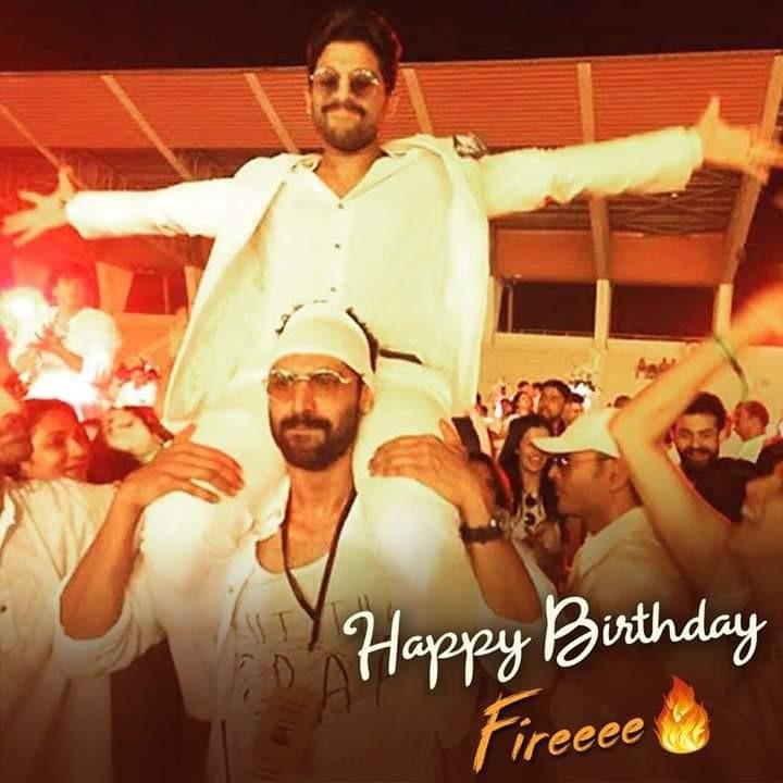 ram - Happy Birthday Fireeeee - ShareChat