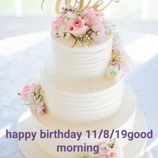 🎂 हैप्पी बर्थडे सुनील शेट्टी - happy birthday 11 / 8 / 19good morning - ShareChat