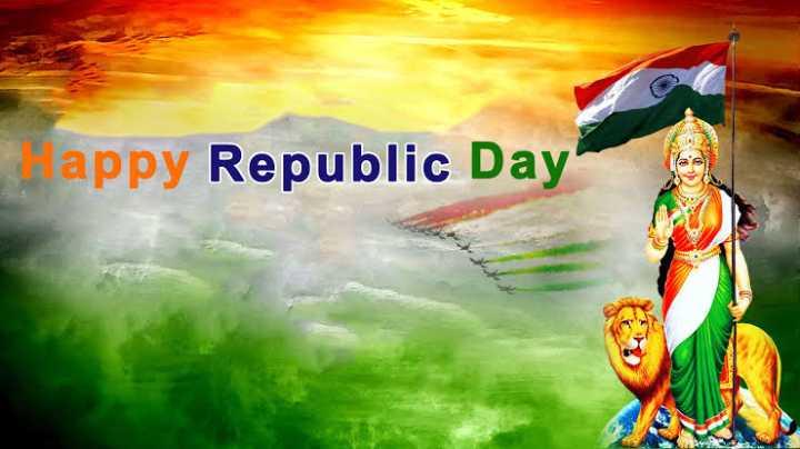 📱 26 જાન્યુઆરી વિડિઓ સ્ટેટ્સ - appy Republic Day - ShareChat