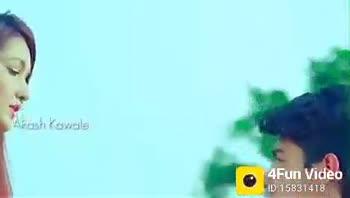 love status❤️ - Akash Kowale 4Fun Video ID : 15831418 4Fun Video IDAGB 1415 - ShareChat