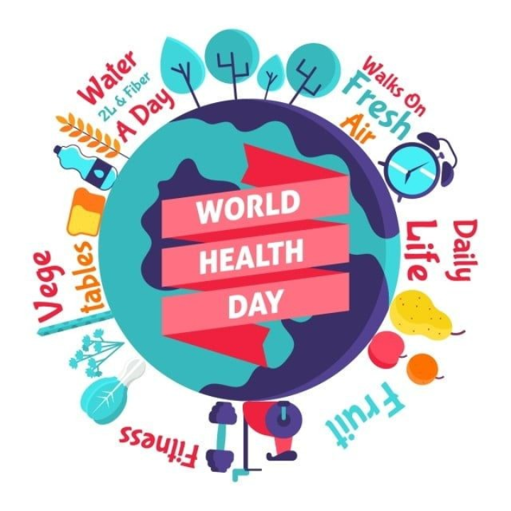 😇 ഇന്നത്തെ ചിന്താവിഷയം - Water Walks On Fresh Air ( 2L & Fiber SA Day y tables Vege WORLD HEALTH DAY Life Daily SSOU ! ! und - ShareChat