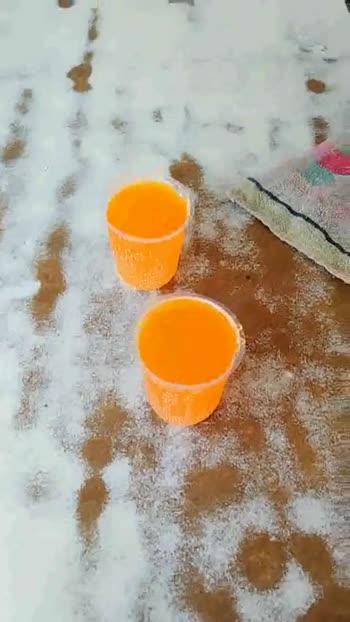 🥣राष्ट्रीय संत्रा रस दिवस - ShareChat