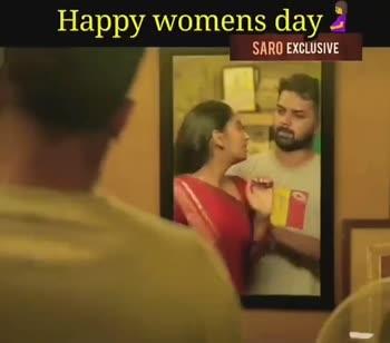 👭மகளிர் தினம் - Happy womens day SARO EXCLUSIVE For you have not faltered Happy womens day SARO EXCLUSIVE But remember , one day you shone brighter than you ever have ! - ShareChat