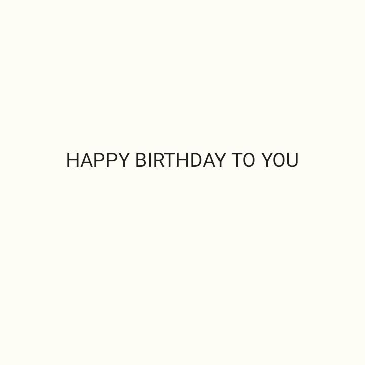 🎉హ్యాపీ బర్త్ డే ఎంపీ కవిత 🎉 - HAPPY BIRTHDAY TO YOU - ShareChat