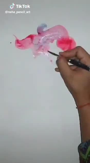 😘 ਪਿਆਰੀ ਮਾਂ - Tik Tok @ neha _ pencil art @ neha pencil art - ShareChat