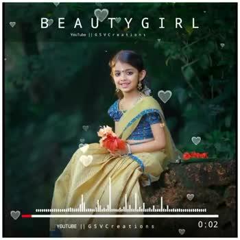 💕 காதல் ஸ்டேட்டஸ் - © BE A UTY GIRL YouTube     GSV Creations YOUTUBE     G Svcreations 0 : 15 BE A UTY GIRL YouTube     GSV Creations YOUTUBE     GSV Creations 0 : 37 - ShareChat