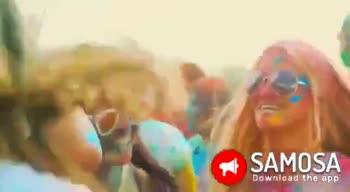 🎉🎁రంగుల హోలీ - SAMOSA Download the app SAMOSA Download the app - ShareChat