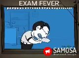 చదువుకోరా..తమ్ముడు - EXAM FEVER VUUUUUUUU School Country SAMOSA Download the app - ShareChat