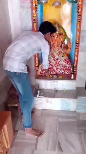 श्री गणेश चतुर्थी - ShareChat