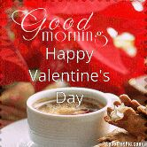 good morning happy Valentine's day ❤ - ad morning Happy Valentine ' s Day ALoveThisPic . com - ShareChat