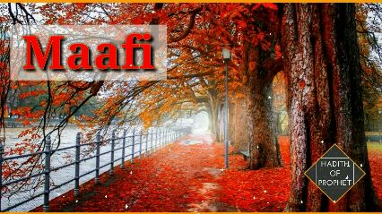 இஸ்லாம் - Maafi HADITH OF PROPHET HADITH OF PROPHET Like Share Subsribe - ShareChat