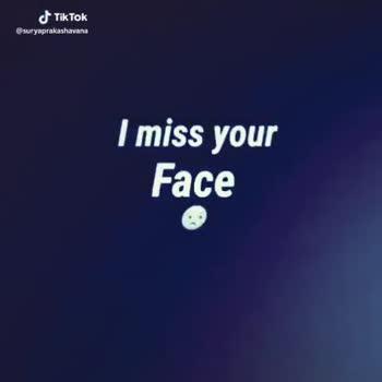 miss u - i miss your Smile @ suryaprakashavana I really miss you @ suryaprakashavana - ShareChat