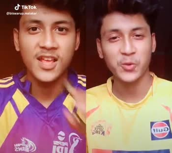 🏆 IPL Final: MI 🔵 vs CSK 🌕 - Iue J @ biswarup malakar ( เมอ Tik Tok biswarup . malakar - ShareChat