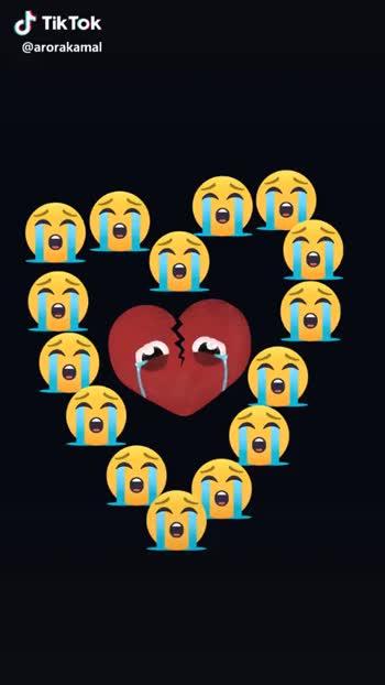💔 💔💔💔💔💔 broken heart - ShareChat