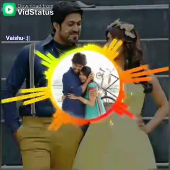 muddu jeeva - Download from Vaishu - : 11 ut music - Mr . And Mrs . Ramachan Kannada | cute Download from Vaishu - : 11 - ShareChat