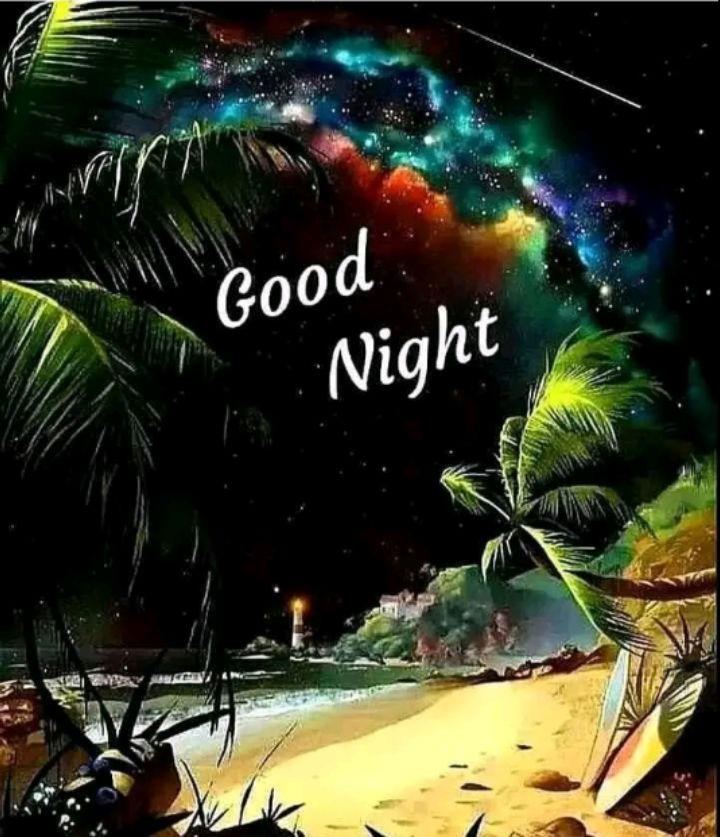 💛🌹💜இரவு வணக்கம்💜🌹💛 - Good Night - ShareChat