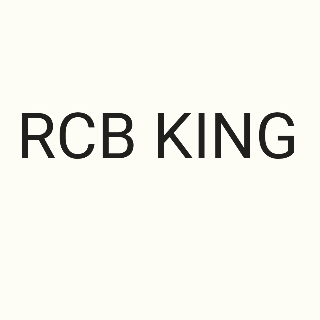 🔴 RCB vs KXIP 💗 - RCB KING - ShareChat