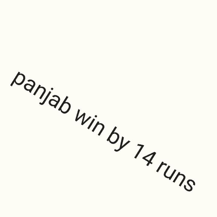 🏏 RR 💜 vs KXIP 💗 - panjab win by 14 runs - ShareChat