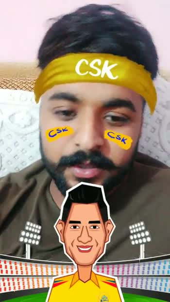CSK vs SRH - CSK CSK CSK . . . . . . . CSK CSK CSK is 28 - ShareChat