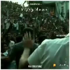 mass scene of thalapathy - RAJ CREATIONZ TULPAT O DATA RAJ CREATION - ShareChat