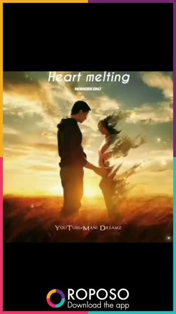 💕 காதல் ஸ்டேட்டஸ் - Heart melting MFINIERENZ YOUTUBE - MANI DREAMZ OROPOSO Download the app Heart melting MEINEREAMZ YOUTUBE - MANI DREAMZ OROPOSO Download the app - ShareChat