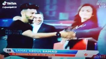 😍 Neymar Fans - Com J @ ajmalaju0579 18 SAHAL ABDUL SAMAD @ ajmalaju0 . 579 - ShareChat